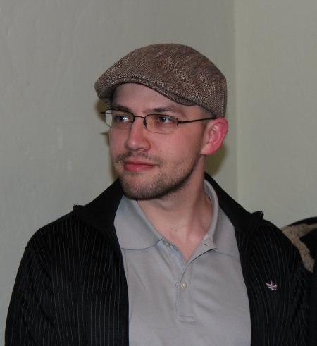 Nominee Max Lang (co-director, The Gruffalo).