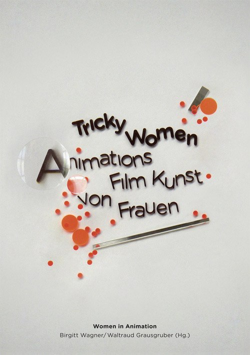 Tricky Women's newly released book Women in Animation