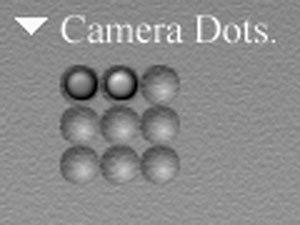 [Figure 6-21] Camera Dots