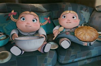 Hansel and Gretel are two new characters that allowed