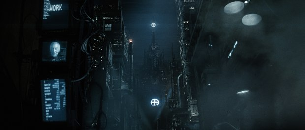 Svengali serves up an Orwellian nightmare and homage to Blade Runner.