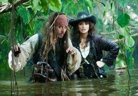 Pirates Of The Caribbean On Stranger Tides 2011 Animation World Network