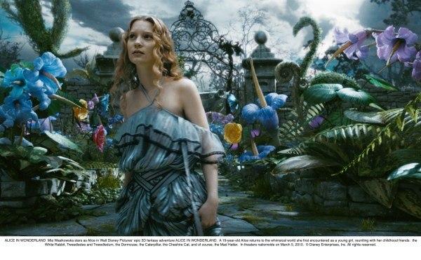 Alice in Wonderland. Courtesy of FMX.