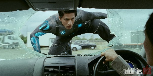 Ra. One represents a turning point, thanks to this global partnership.