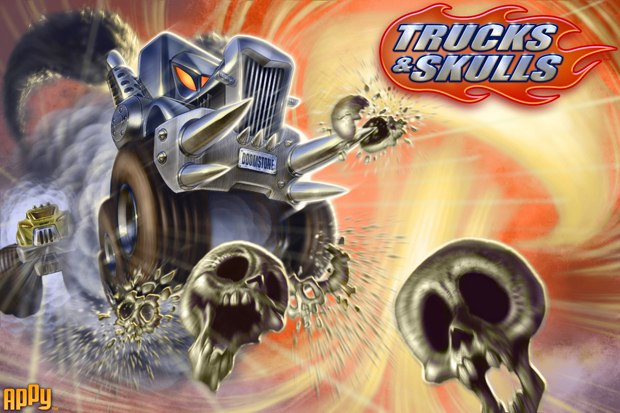 Appy Ent.'s Trucks & Skulls shows the potential for quick production schedules when creating apps.