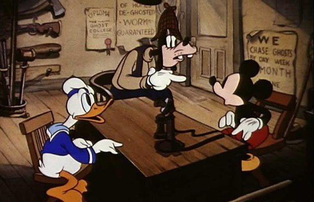 When solo Goofy and Donald were their own worst enemies, but with Mickey they were more part of the team, while adding a dose of mayhem as well.