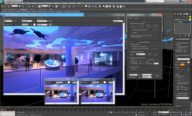 Cheapest Autodesk 3ds Max Entertainment Creation Suite Premium 2012