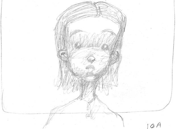 A Plympton sketch.