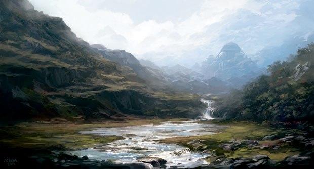 """The Waterfall."""