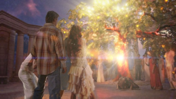 There will be a boom of effects around Sookie as she comes into her faerie powers.