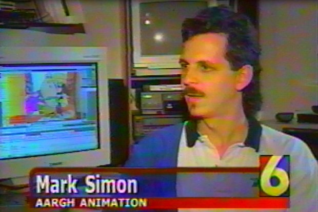 Mark Simon on CBS talking about Disney's recall of The Rescuers.