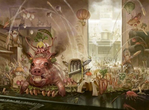 """""""Campaign — Bosch Kitchen."""""""
