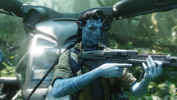 Avatar revolutionized the 3-D game and now it's headed to Disney World.