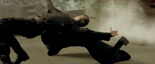 Just imagine experiencing The Matrix's bullet time first hand.