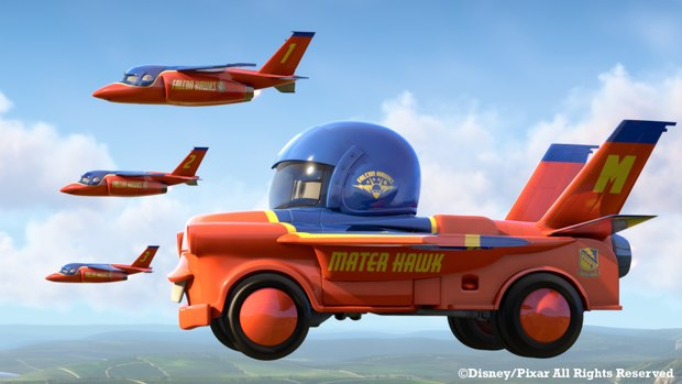 Air Mater also sets up the upcoming release of the direct-to-home entertainment Cars spinoff Planes.