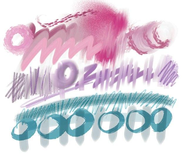 [Figure 1.20] The scribbler.