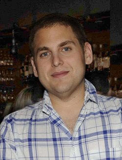 Jonah Hill is involved at many levels of the