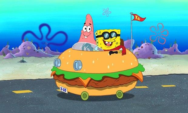 Hey Bob, that better be a hybrid hamburger!