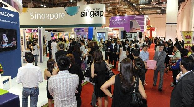 Malaysian and Singapore Pavilions