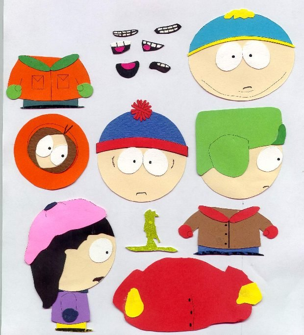 Terrence was involved in designing the CG production pipeline used on South Park.