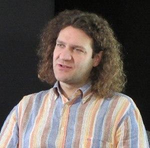 Weta Digital CTO Sebastian Sylwan.