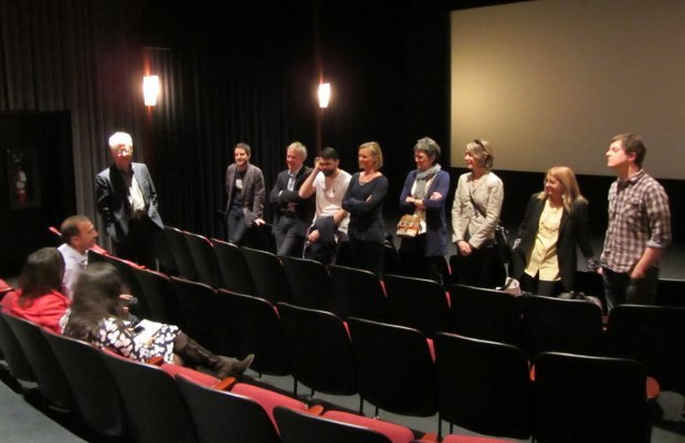 Q&A with the Paramount executives.