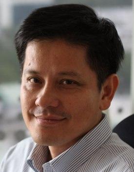 Mr. Yeo Chun Cheng, MDA Director of