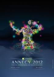 Official Annecy 2012 Poster,