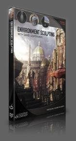 Gnomon Workshop Releases Environment Sculpting DVD