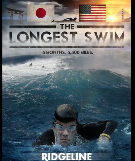 Figure 08. The Longest Swim.