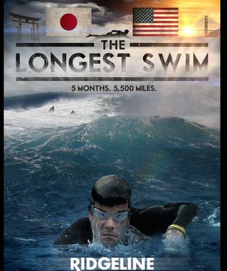 Figure 08. The Longest Swim.