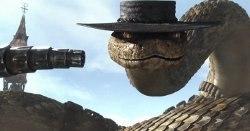 Rattlesnake Jake. Image courtesy of Paramount Pictures.