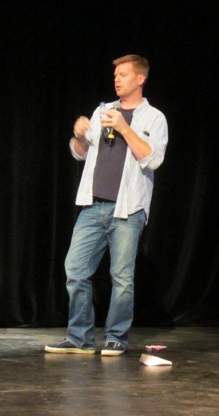 Following Wreck-it Ralph, director John Kahrs discusses his film, Paperman.