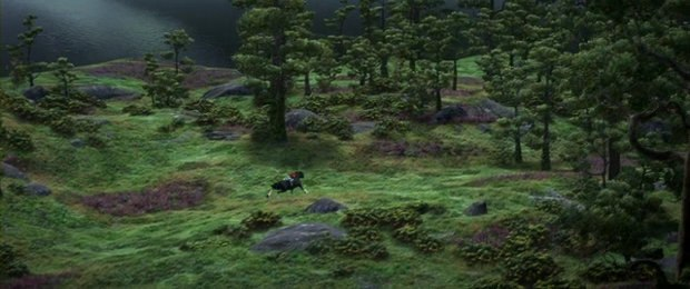 When it came to recreating an authentic-looking Scotland, the surfacing and simulation teams included more detail than in any previous Pixar movie.