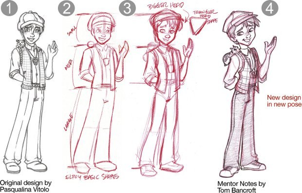 Character Design For Animation Book : Book review character mentor learn by example to use