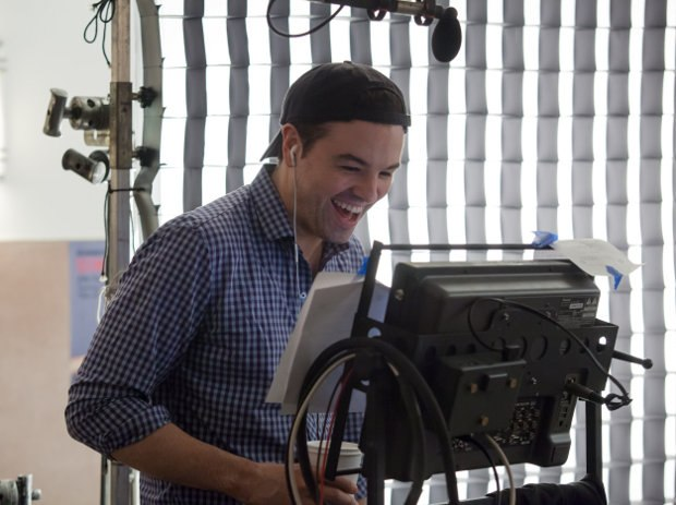 Director Seth MacFarlane