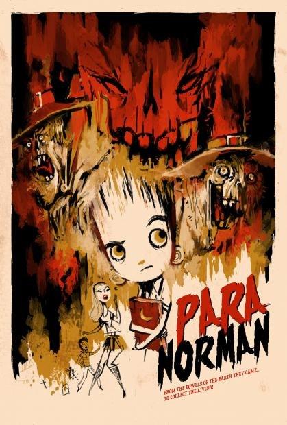 Cartoon Art Museum To Host The Art Of Paranorman Exhibit Animation World Network