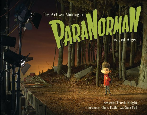 The Art and Making of ParaNorman book cover.
