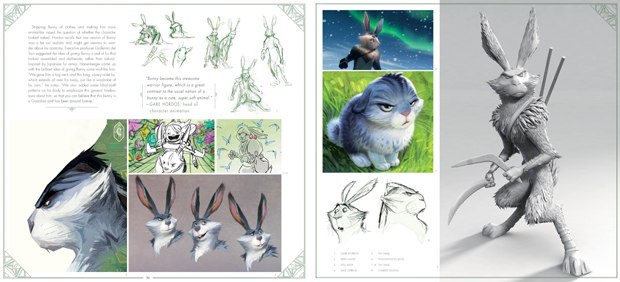 Concept Art Of Rise Of The Guardians