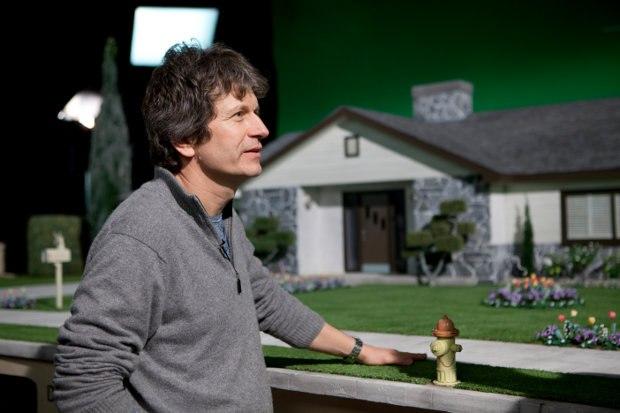 Production Designer Rick Heinrichs.