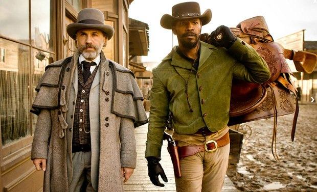 Django Unchained. Image © 2012 The Weinstein Company.