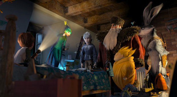 Rise of the Guardians. Image © 2012 DreamWorks Animation LLC. All rights reserved.