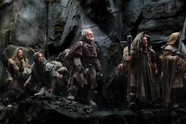 The Hobbit: An Unexpected Journey. Image © 2012 Warner Bros. Entertainment Inc. and Metro-Goldwyn-Mayer Pictures, Inc.