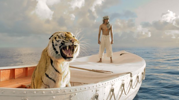 The Life of Pi. Image © 2012 Twentieth Century Fox Film Corporation. All rights reserved.