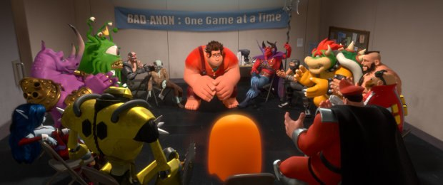 Wreck-It Ralph. Image ©2012 Disney. All rights reserved.