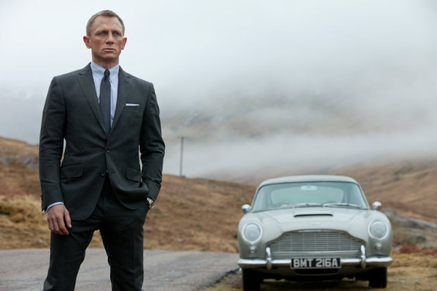 Skyfall. Image © 2012 Danjaq, LLC, United Artists Corporation, Columbia Pictures Industries, Inc. All rights reserved.