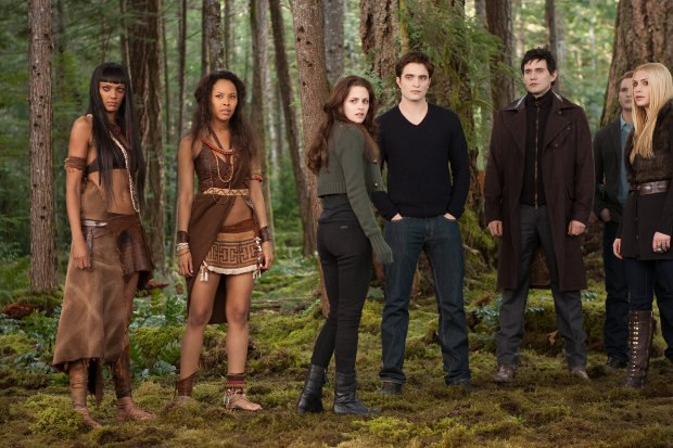 The Twilight Saga: Breaking Dawn-Part 2. Photo: Andrew Cooper, SMPSP. © 2011 Summit Entertainment, LLC. All rights reserved.