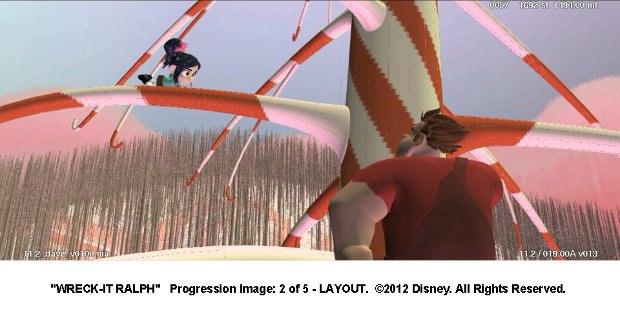 Progression Image: 2 of 5 - LAYOUT.