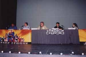 Cartoon Network let fans meet the folks behind Space Ghost: Coast to Coast! and get sneak peeks of Samurai Jack and The Justice League.