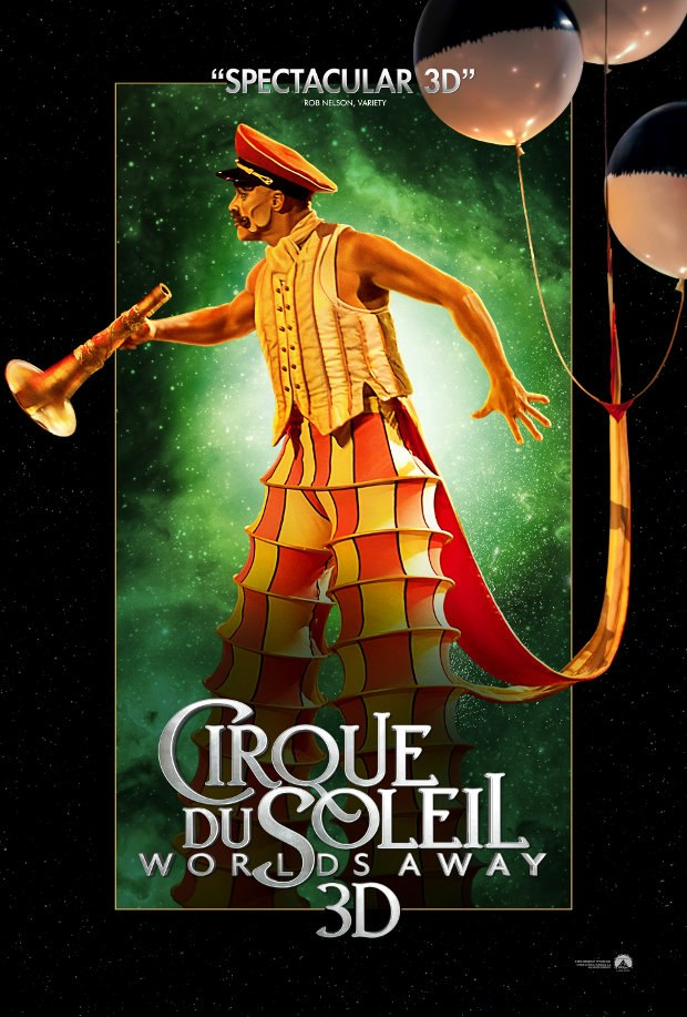 Cirque du Soleil Worlds Away 3D - Beatles